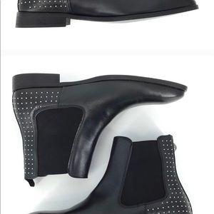 Kurt Geiger Freddie Chelsea Boots with Studs, 8